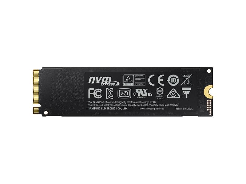 SSD 970 PRO NVMe M.2 512GB