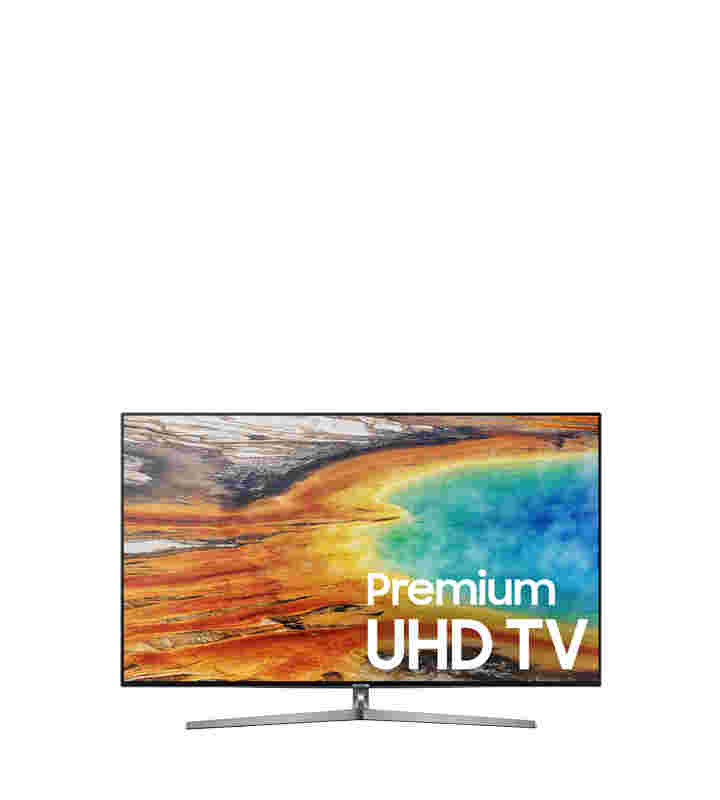 Samsung 4K UHD TVs: 4K Resolution Flat Screen & Curved Televisions