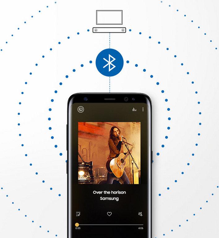 Bluetooth Music Streaming