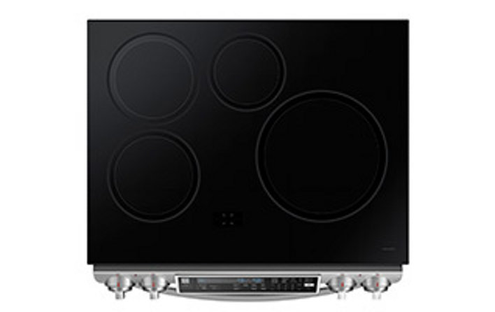 5 8 cu ft slide in induction chef collection range with flex duo rh samsung com