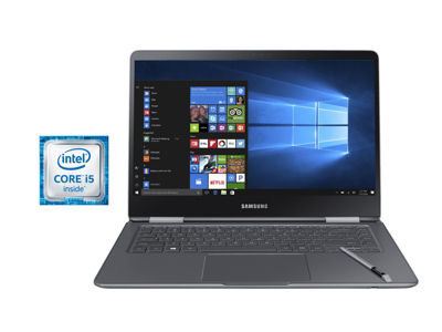 "Samsung Notebook 9 Pro 15"" FHD Intel Core i5 Touchscreen Laptop"