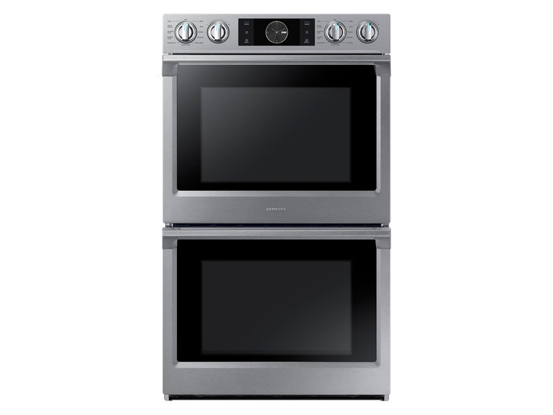 30 Quot Double Wall Oven With Flex Duo Nv51k7770ds Aa