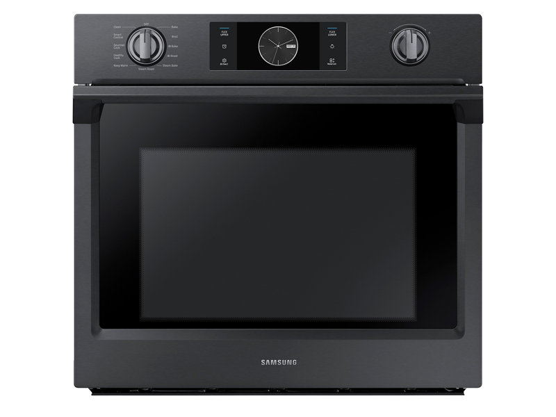 30 Quot Single Wall Oven With Flex Duo Nv51k7770sg Aa