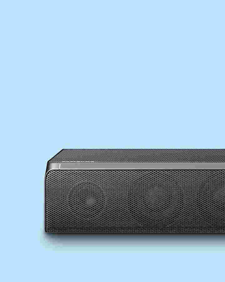 Get up to 45% off Samsung Soundbars.