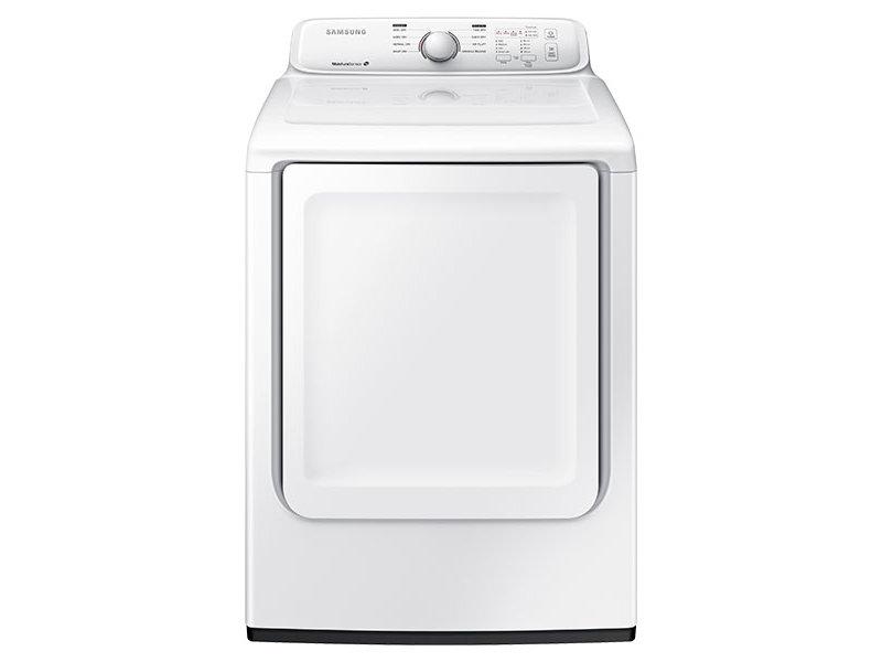 electric dryer with moisture sensor