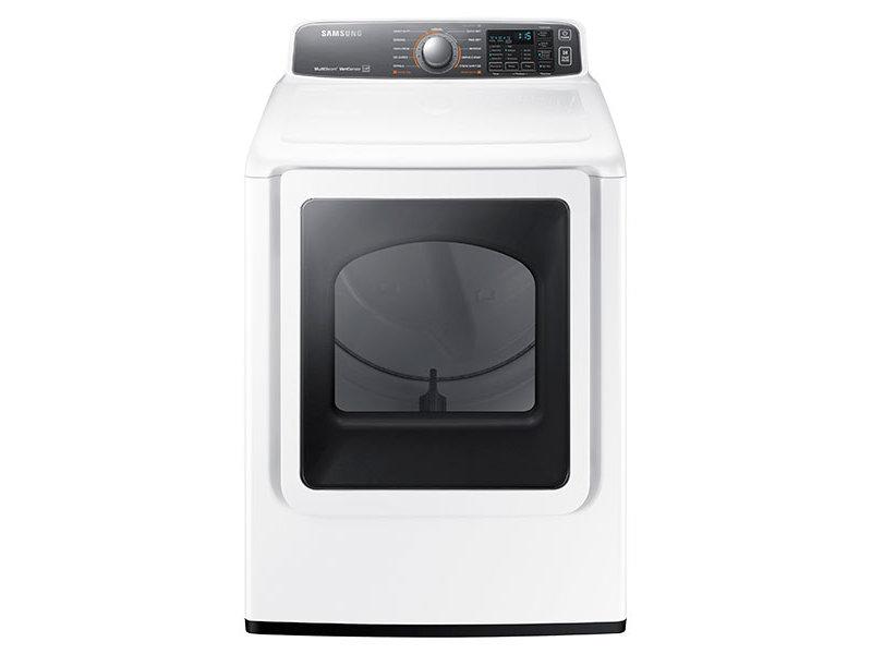 Dv7770 7 4 Cu Ft Gas Dryer Dryers Dv48j7770gw A2