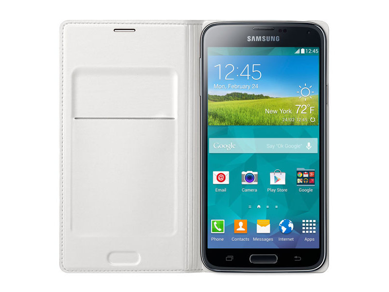 custodia samsung mini s5
