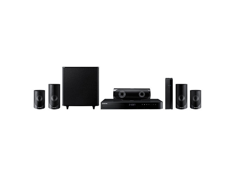 HT-J5500W Home Theater System Home Theater - HT-J5500W/ZA | Samsung US