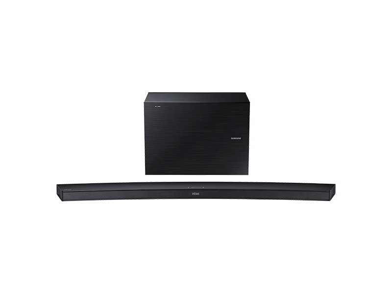 Hw J7500r Curved Soundbar W Wireless Subwoofer