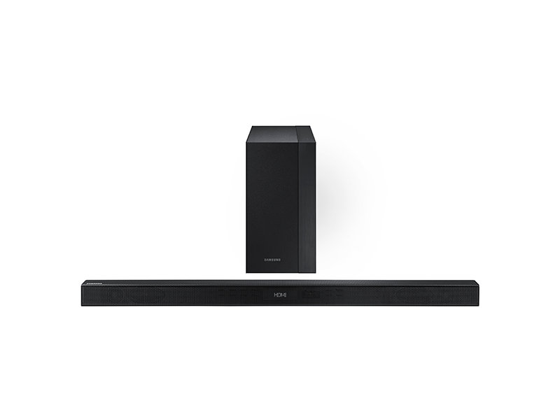 Hw K450 Soundbar W Wireless Subwoofer