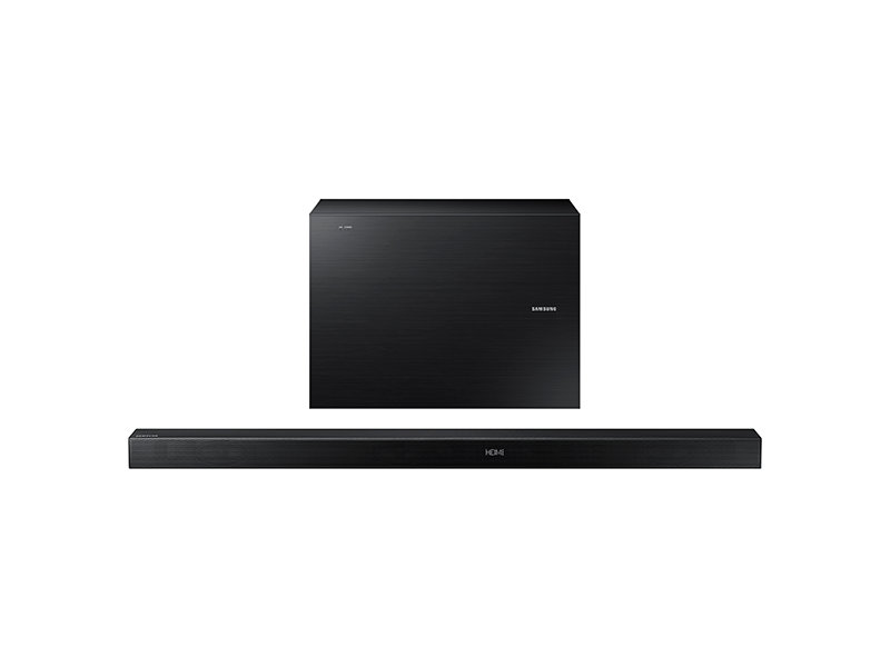 Hw K550 Soundbar W Wireless Subwoofer