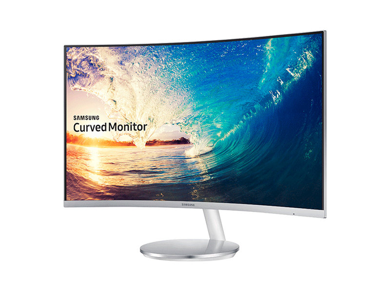 "27"" CF591 Curved LED Monitor"
