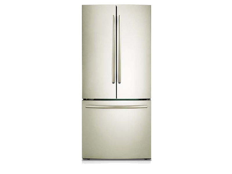 22 Cu Ft French Door Refrigerator Refrigerators Rf220nctaspaa