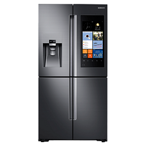 22 Cu. Ft. 4-Door Flex™ Refrigerator With 22in Wi-fi
