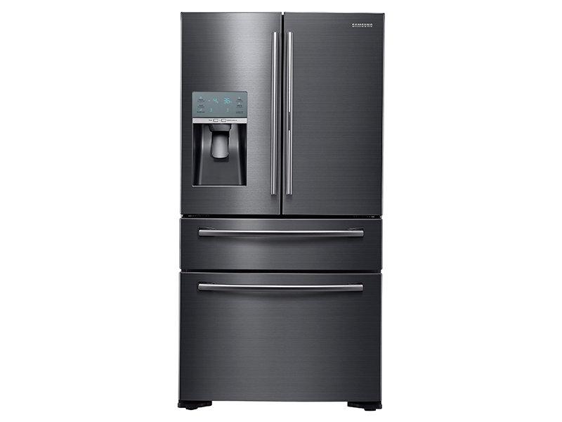 Elegant Counter Depth 4 Door French Door Food Showcase Refrigerator