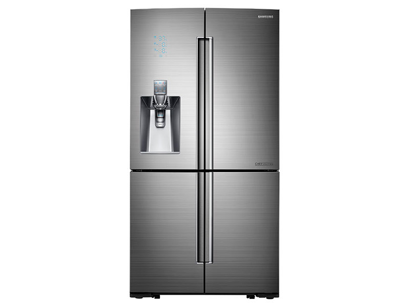 Charmant Counter Depth 4 Door Flex™ Chef Collection Refrigerator