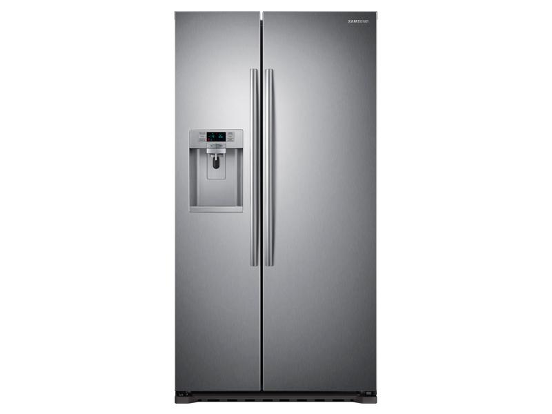22 cu ft counter depth side by side refrigerator. Black Bedroom Furniture Sets. Home Design Ideas
