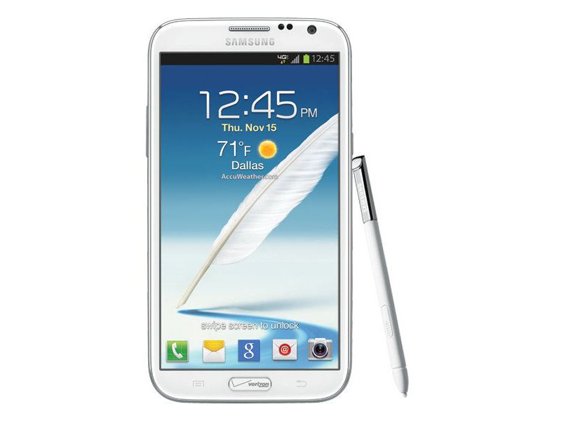 Galaxy note ii 16gb verizon phones sch i605zwavzw samsung us galaxy note ii 16gb verizon ccuart Image collections