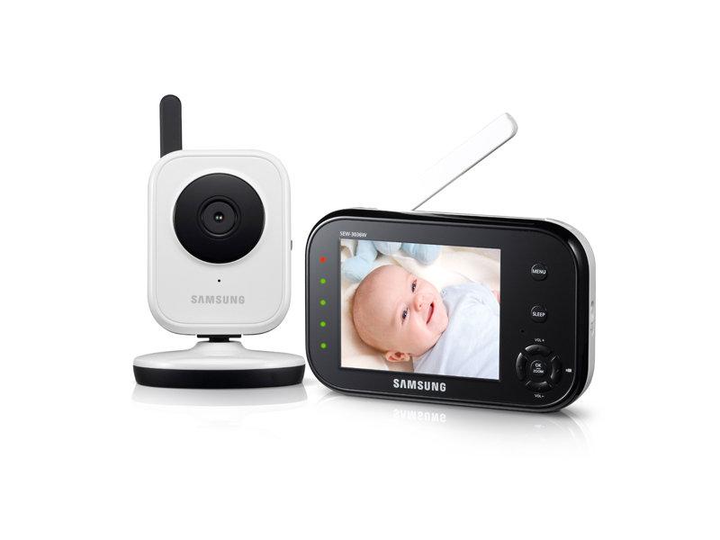 babyview baby monitoring system security sew 3036w samsung us rh samsung com