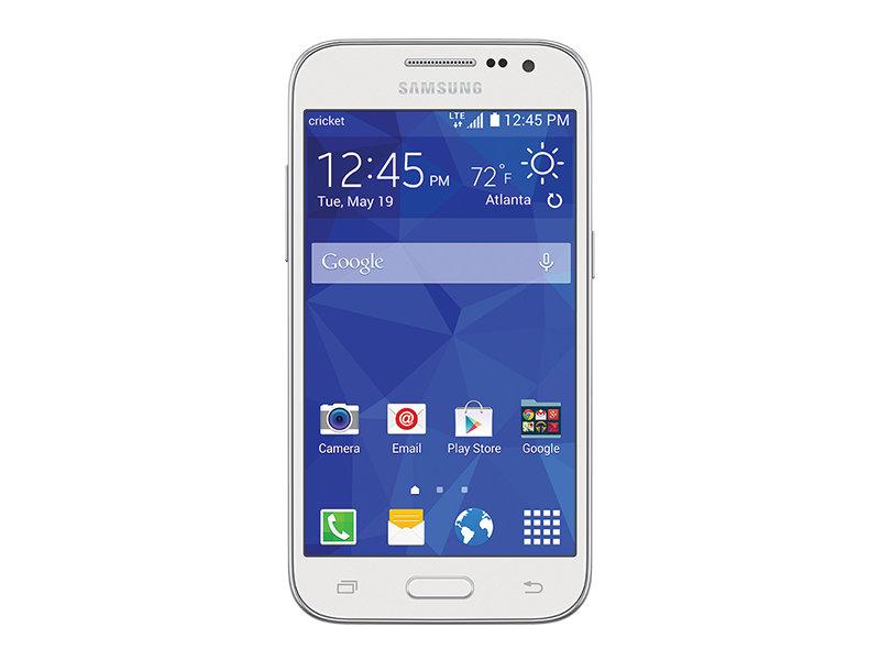 white samsung galaxy phones. samsung galaxy core prime (cricket), white phones e