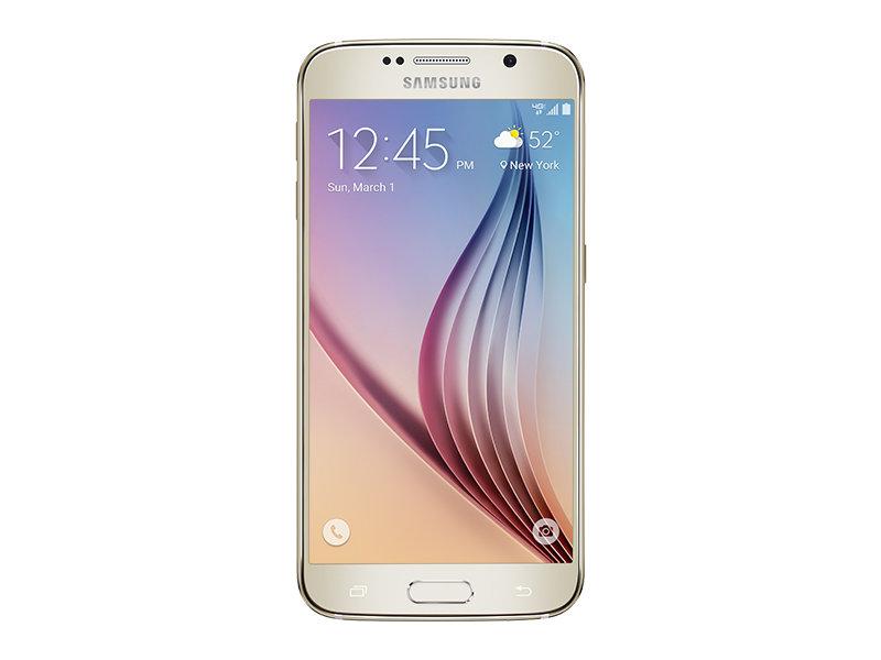 samsung galaxy s6 gold. galaxy s6 32gb (verizon) samsung gold