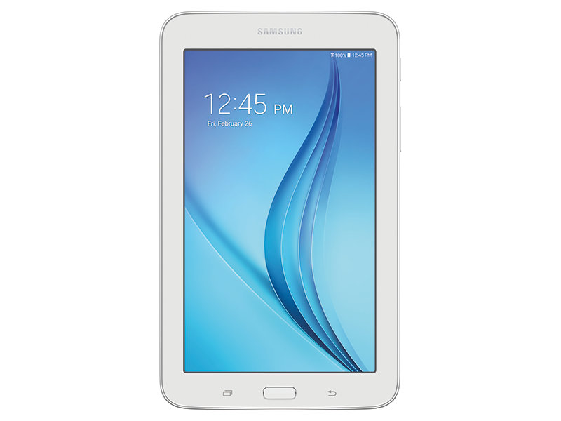 samsung tablet. galaxy tab e lite 7.0\u201d 8gb (wi-fi) samsung tablet t