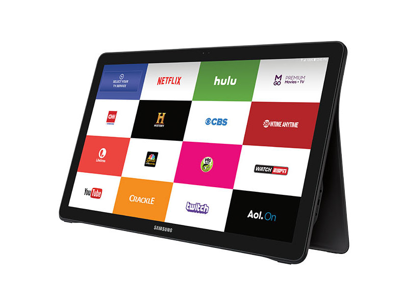 Galaxy view 184 32gb wi fi tablets sm t670nzkaxar samsung us galaxy view 184 32gb wi fi fandeluxe Images