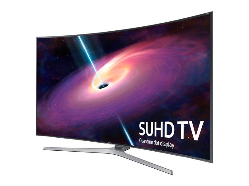 samsung tv 4k. 65\u201d class js9000 curved 4k suhd smart tv samsung tv 4k k