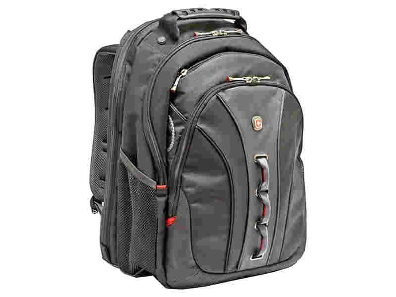 "SwissGear Black 15.6"" Legacy Notebook Backpack"