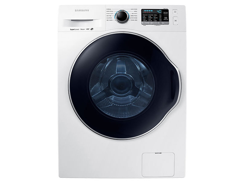 WW6800 2.2 cu. ft. Front Load Washer with Super Speed Washers ...