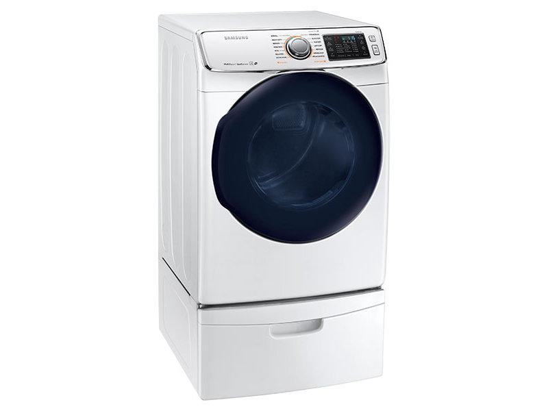 dv6500 7.5 cu. ft. gas dryer dryers - dv45k6500gw/a3 | samsung us