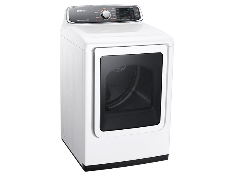 Dv8700 7 4 Cu Ft Gas Dryer Dryers Dv52j8700gw A2