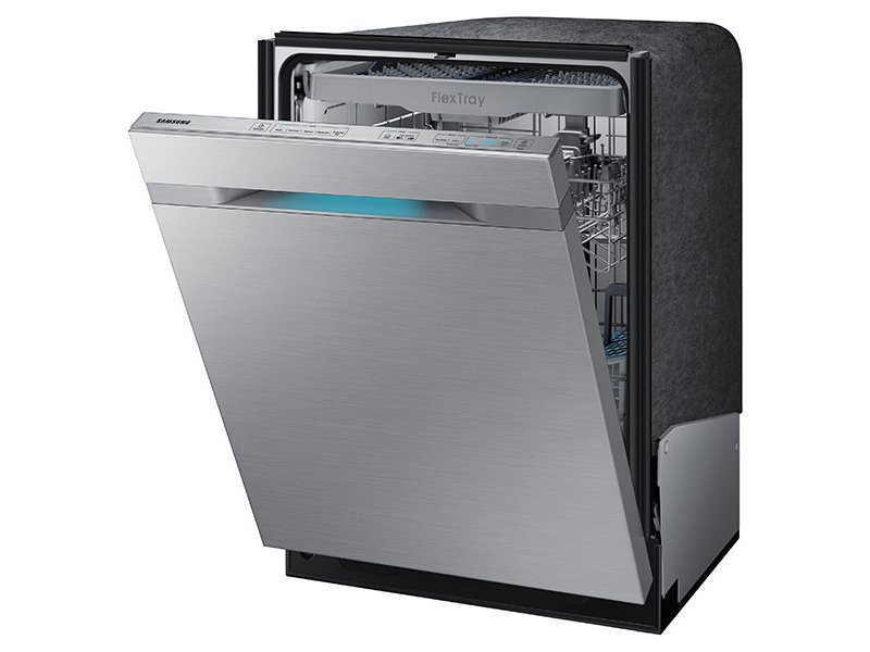 samsung dishwasher. top control dishwasher with waterwall™ technology samsung b