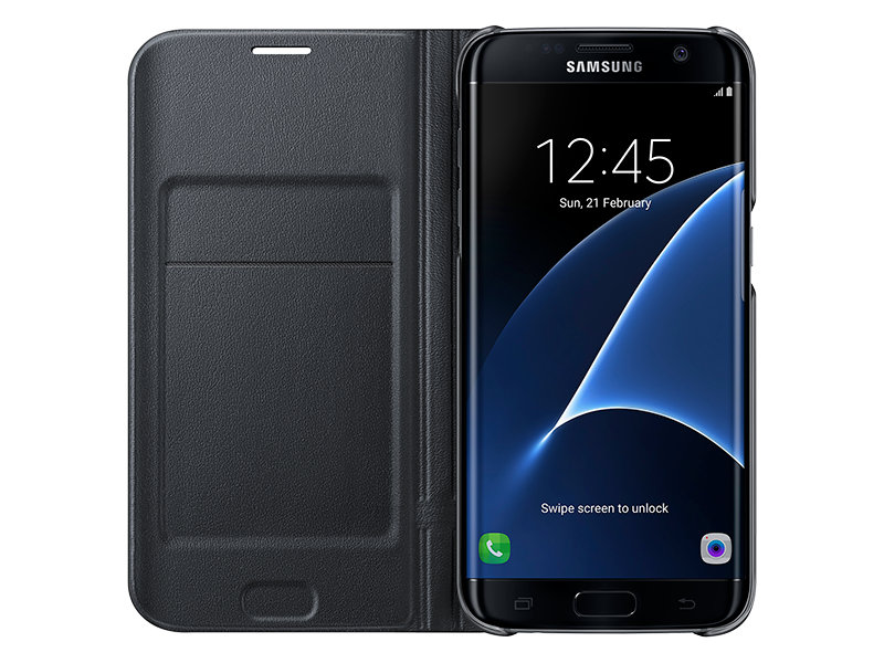 galaxy s7 edge led view cover mobile accessories ef ng935pbegus