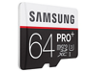 Thumbnail image of MicroSDXC PRO+ Memory Card w/ Adapter 64GB