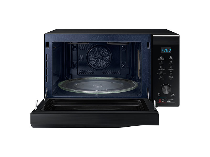 11 cuft countertop microwave with power convection - Countertop Microwave