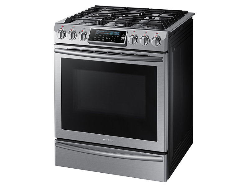 slidein gas range with true convection - Slide In Gas Range