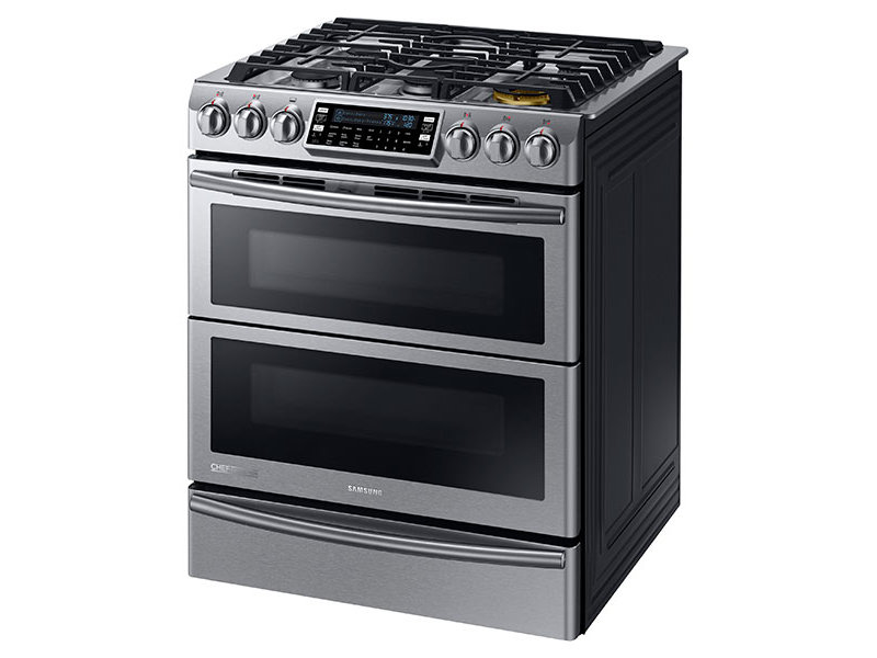 Charming Dual Fuel Oven Range Part - 14: Slide-in Dual Fuel Range With Flex Duo™ And