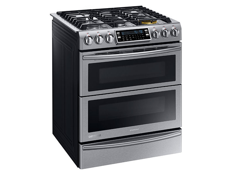 samsung stove home depot. slide-in dual fuel range with flex duo™ and samsung stove home depot s