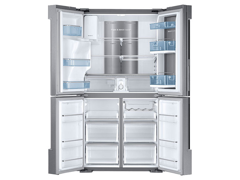 Counter Depth 4 Door Flex™ Food Showcase Refrigerator With