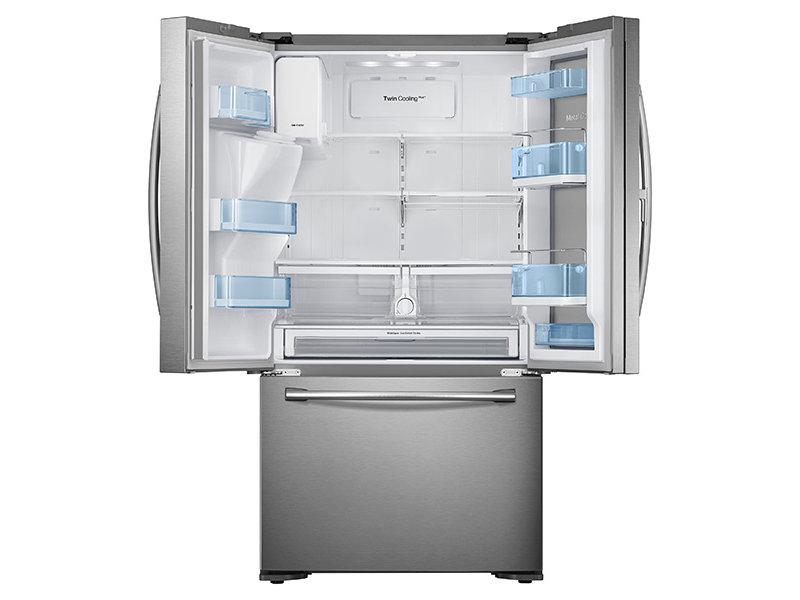 Counter Depth 3 Door Food ShowCase Refrigerator
