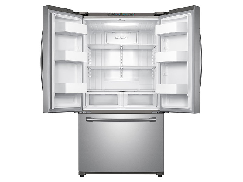 26 cu. ft. French Door Refrigerator with Twin Cooling Plus™  sc 1 st  Samsung & RF26HFENDSR: 36 inch 26 cu. ft. French Door Refrigerator   Samsung US pezcame.com