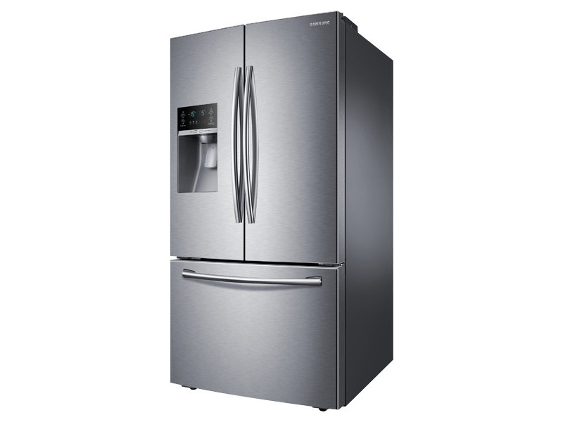 refrigerator with ice maker. french door refrigerator with coolselect pantry™, dual ice maker r