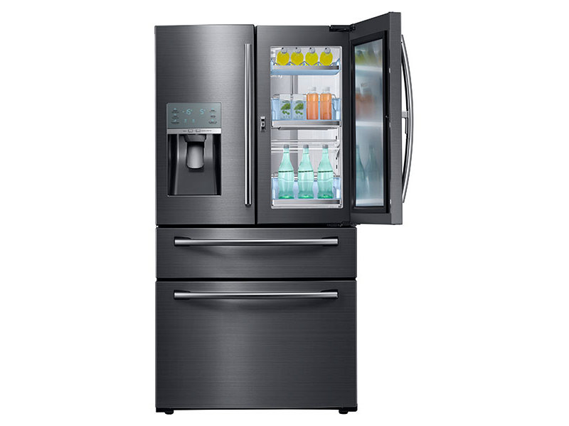 28 Cu Ft 4 Door French Door Food Showcase Refrigerator
