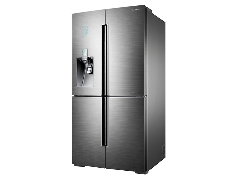 Relatively 34 cu. ft. 4-Door Flex™ Chef Collection Refrigerator, with  XN23