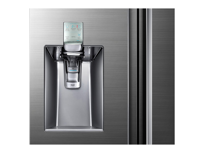 4-Door Flex™ Chef Collection Refrigerator with Sparkling  sc 1 st  Samsung & 34 cu. ft. 4-Door Flex™ Chef Collection Refrigerator with ...