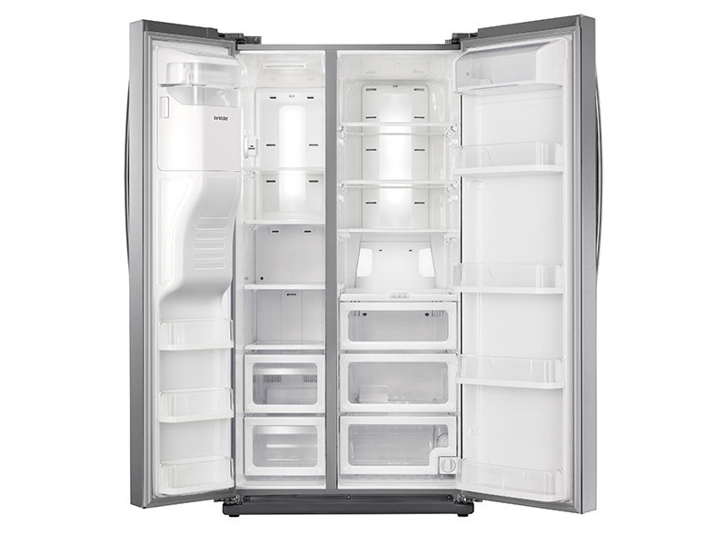 whirlpool side by side refrigerator white. side-by-side refrigerator with coolselect zone™ whirlpool side by white