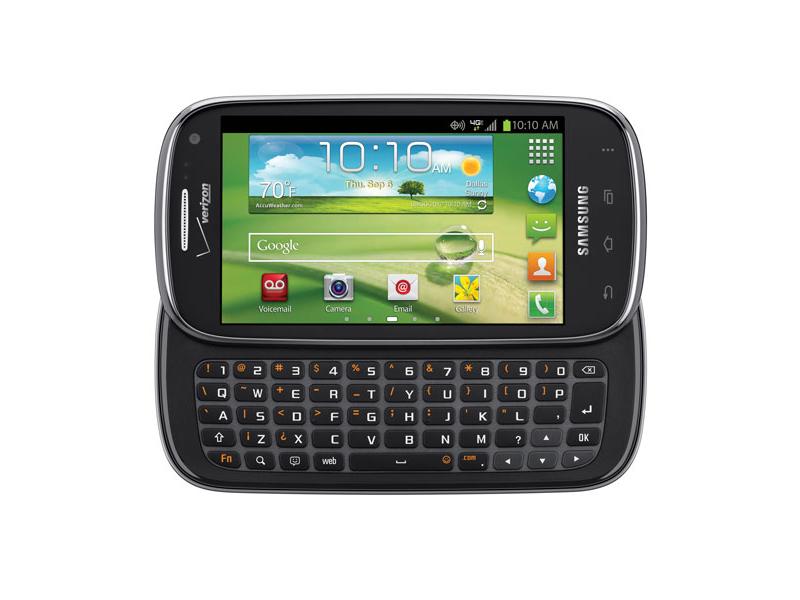 Samsung Galaxy S II Verizon, with Keyboard Slider