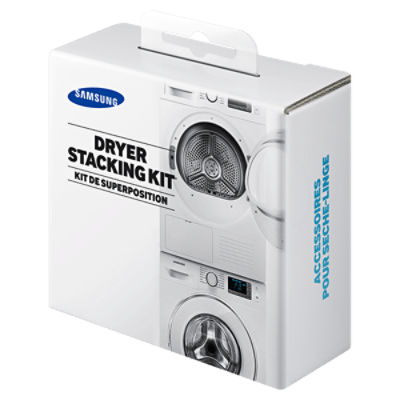 SKDH Stacking Kit for Samsung 24 in wide Front Load Laundry
