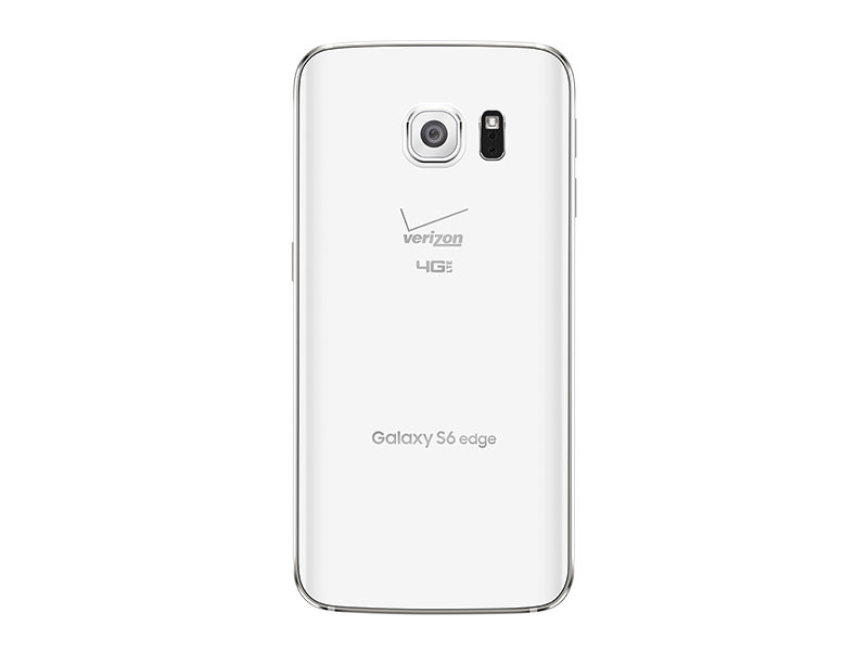 samsung galaxy s6 edge white. galaxy s6 edge 32gb (verizon) certified pre-owned samsung white -